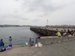 江ノ島 釣りポイント