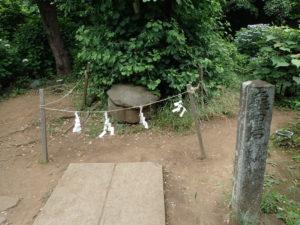江の島 亀石