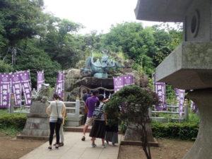 江の島 龍宮