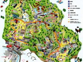 こどもの国横浜MAP