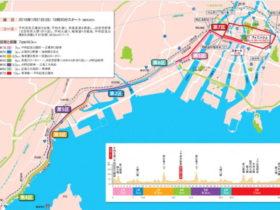 男子駅伝MAP
