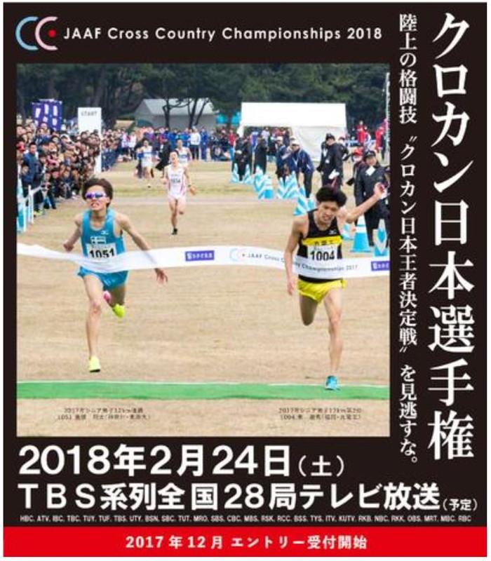 クロカン日本選手権