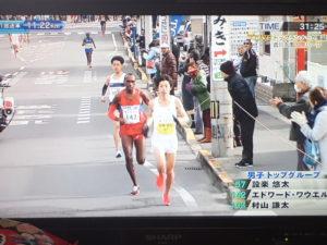 第72回香川丸亀国際ハーフマラソン7