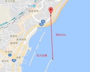 KKRホテル熱海 花火