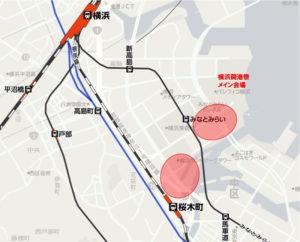 横浜開港祭 混雑箇所