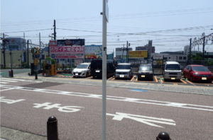 三井のリパーク平塚老松町