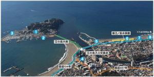 江ノ島周辺の有料駐車場