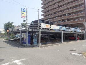 パークイット平塚見附磯崎駐車場
