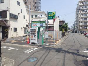 エイブルパーキング平塚市見附町