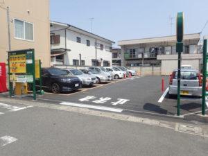 三井のリパーク 平塚見附町