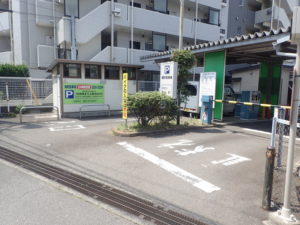 錦町中駐車場