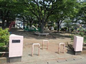 錦町公園 臨時自転車駐輪場