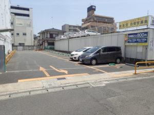 Mパーキング平塚駅前