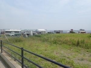 茅ヶ崎海水浴場 西側