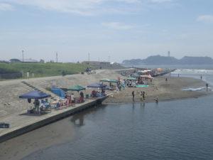 湘南海岸公園 BBQスポット