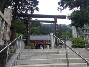 大山 阿夫利神社 下社
