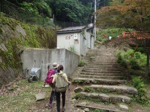 大山寺 トイレ