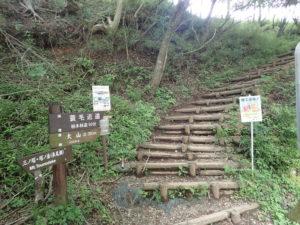 ヤビツ峠 大山ハイキングコース