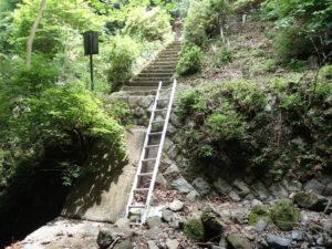 弘法の水 大山