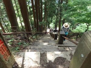 大山 丹沢 登山口 二丁目