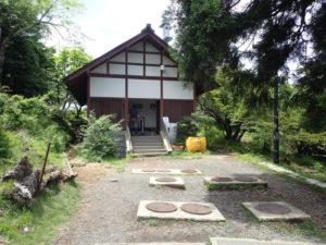 丹沢 大山 山頂トイレ