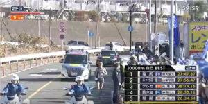 箱根駅伝2区 左カーブ3