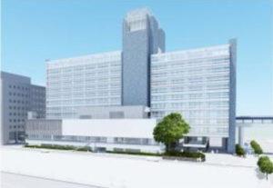 横浜県庁新庁舎