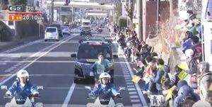 箱根駅伝6区 20.10KM