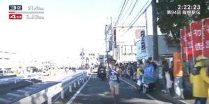箱根駅伝3区 3.68KM
