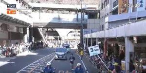 箱根駅伝5区 3.0KM