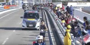 箱根駅伝3区 湘南大橋