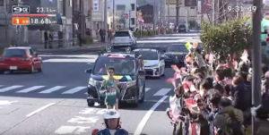 箱根駅伝9区 18.68KM