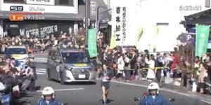 箱根駅伝5区 19.15KM