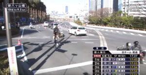 箱根駅伝10区 新八ッ山橋3