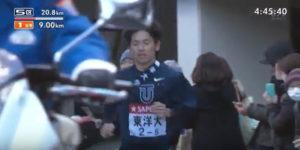 箱根駅伝5区 9.0KM