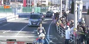 箱根駅伝3区 2KM