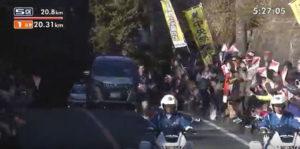 箱根駅伝5区 20.31KM