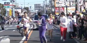 箱根駅伝4区 15KM