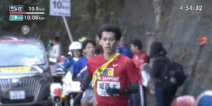 箱根駅伝5区 10.0KM