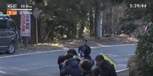箱根駅伝6区 3.5KM