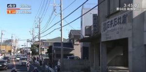 箱根駅伝4区 11.34KM