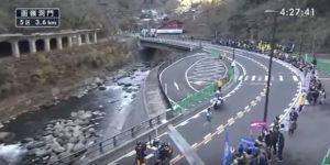 箱根駅伝5区 函嶺同門 固定カメラ4