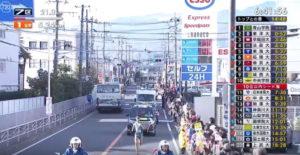 箱根駅伝7区 5.24KM