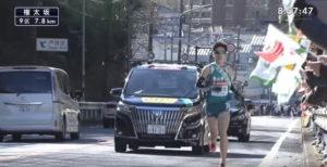 箱根駅伝9区 権太坂 ハンディカメラ2