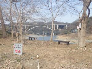 上大島キャンプ場 穴場