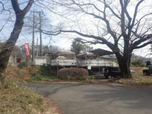 上大島キャンプ場 友鮎売店