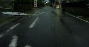 台風散乱物:看板2