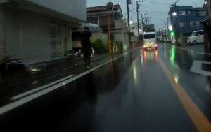 台風散乱物:自転車2