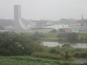 鶴見川:ワールドカップおおはし